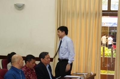 Buổi giới thiệu và tư vấn các chương trình học bổng thuộc dự án AUN/SEED-Net năm 2014